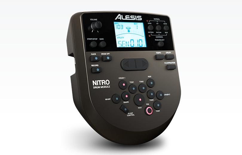 Alesis Nitro module