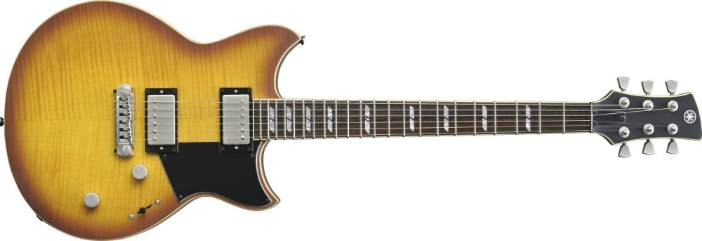 Yamaha Revstar RS620 Electric Guitar Brick Burst