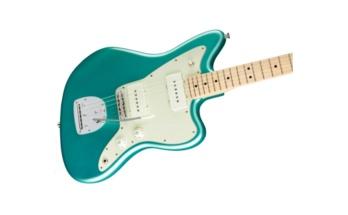 Fender American Jazzmaster Mystic Seafoam