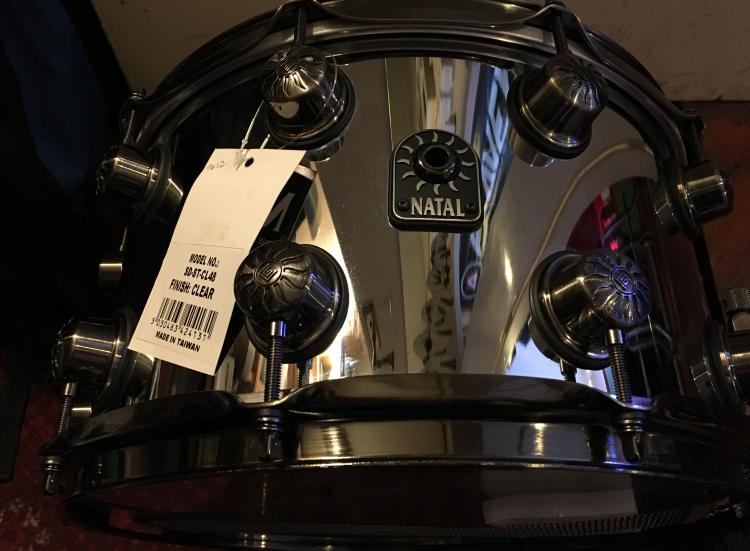 Natal Meta - actual drum