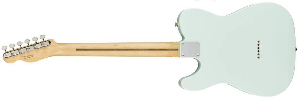 Fender Performer Telecaster Satin Sonic Blue [Back]