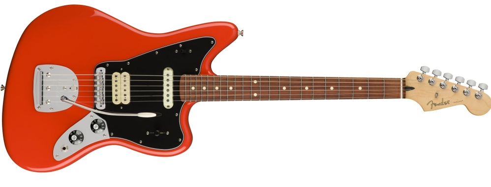 Fender Player Jaguar PF-SR