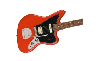 Fender Player Jaguar - Pau Ferro (Sonic Red)