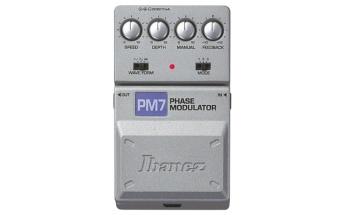 Ibanez PM7 Tone-Lok Phase Modulator Pedal