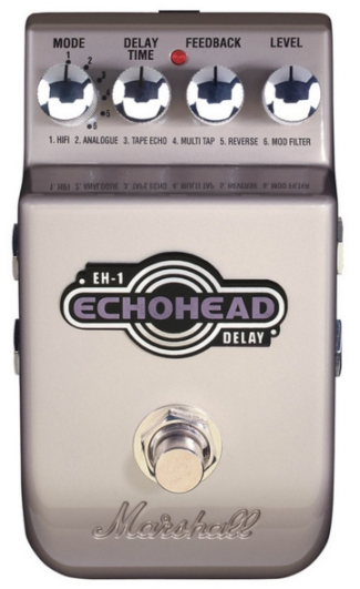 Marshall EH-1 Echohead Pedal