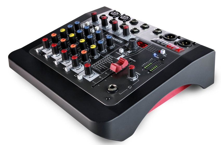 Allen & Heath ZED 6FX Compact Mixer