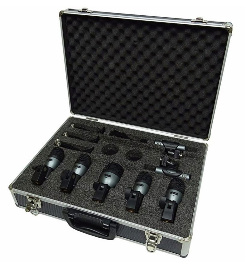 Carlsbro DM7P Drum Microphone Set