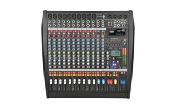 Citronic CLP1200 600w + 600w, 12 input powered mixer
