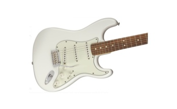 Fender Player Stratocaster Polar White - Pau Ferro