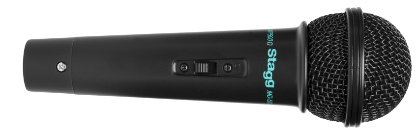 Stagg MD500 BKH Microphone