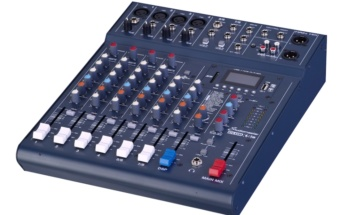 Studiomaster Club XS 8 Channel Mixing Console