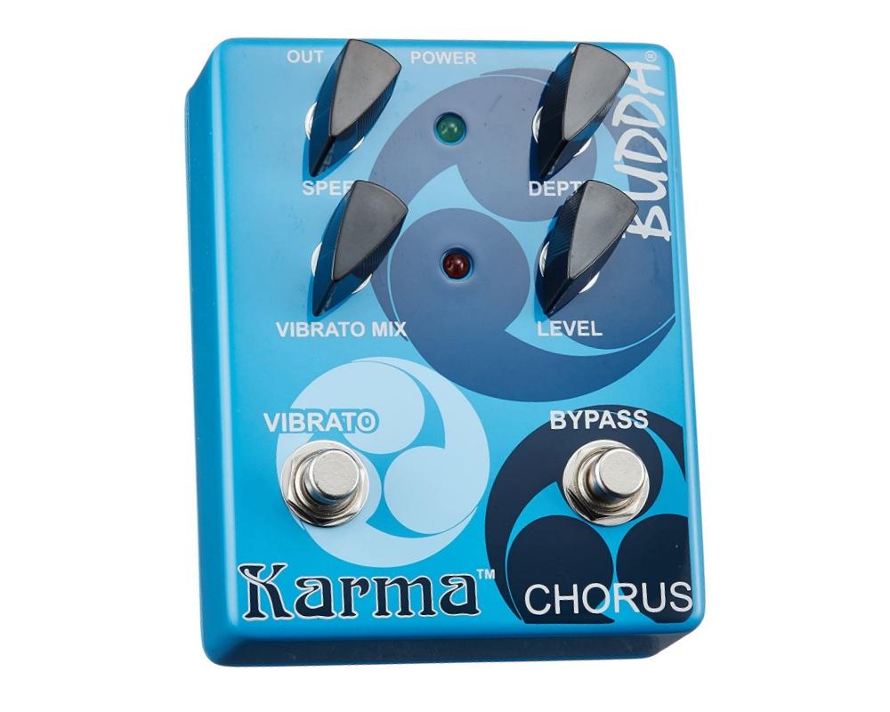 Budda Karma Chorus Pedal