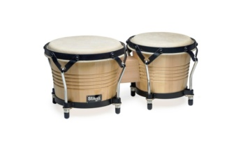 Stagg Bongos Natutral