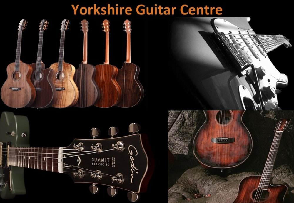Yorkshire Guitar Centre (YGC)