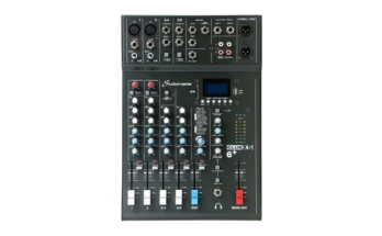Studiomaster XS6+ (6 Channel Mixer)