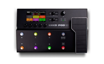 Line 6 POD Go Guitar Effects Processor